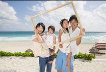 FAMILY PHOTO / Family photo Studio and Beach ファミリーフォト ビーチ&スタジオ フォトグラファー:AkiDemi