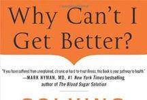 Lyme Disease Books/Authors / #LymeDiseaseChallenge