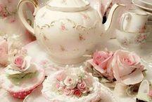Tea Time / A spot of tea anyone?