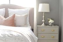 Sweet dreamsszzzzzz / Beds, side tables, colours