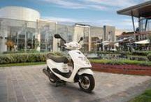 Yamaha Cygnus L / Şık görüntüsü ve sportif tasarımıyla Yamaha Cygnus L ile yolların yıldızı siz olun!