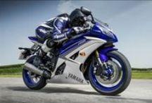Yamaha Supersport / Güçlü motorları, mükemmel performansları ve gelişmiş teknolojileriyle karşınızda Yamaha Supersport Motosikletleri