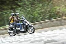 Üst düzey tarzıyla X-City 250 / Ultra şık tasarımı, 250cc motoruyla X-City 250 size şehir içi ulaşım için ihtiyacınız olan güç, tasarruf ve konforu sunar.