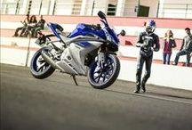 YZF-R125 / 125cc sınıfındaki hiçbir model Yamaha YZF-R125 ile boy ölçüşemez! Heyecan uyandıracak tasarıma sahip YZF-R125 ile hız tutkunuzu ateşleyin.