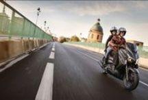 X-MAX 250 MOMODESIGN / Sportif ve tarz sahibi X-MAX 250 MOMODESIGN ile sokakları yeniden tasarlayın!