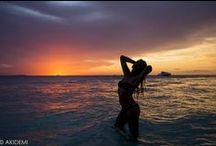 ISLA MUJERES_Photo Session tour / ISLA MUJERES_Photo Session  イスラムヘーレス_フォトセッション Location: Isla Mujeres, Cancun  Photographer AkiDemi 撮影場所:イスラムヘーレス  フォトグラファー:AkiDemi