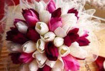 bouquet de mariée...
