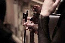 Gitar-Keman-Viyolonsel-viyola / telli çalgılar senfonisi