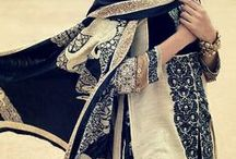 Traditional attire / Beautiful, wonderful the one