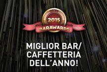 Veronero Caffè - Bar Awards 2015 / Veronero Caffè Shop - via Piccinni 81, Bari - Miglior Bar / Caffetteria d'Italia dell'anno.