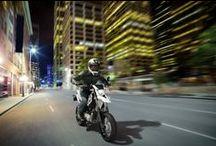 WR125X /  Şehrin sokaklarında üstün performans; WR125X