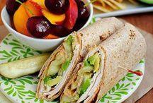 Sandwiches,Wraps, & Paninis / Always hits the spot!