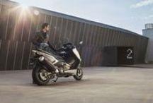 Sport Scooters / Standartları belirleyen yüksek performansları, sportif ve sofistike gövdeleriyle scooter tutkunlarının gözdesi Yamaha modelleri...