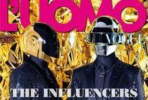 Daft Punk / L'Uomo Vogue