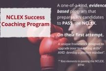 NCLEX / NCLEX and HESI Testing Mindset Strategies & Content Aids