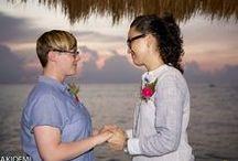 ISLA MUJERES_Hotel MIA_Wedding / ISLA MUJERES_MIA_Wedding イスラムヘーレス_ホテル ミア_ウエディング Location: Isla Mujeres, Cancun  Photographer :AkiDemi 撮影場所:イスラムヘーレス  フォトグラファー:AkiDemi