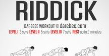 Awesome Arms / All the best and latest powerful arm workouts to strengthen and tone.