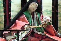 Heian Seasonal Museum / 風俗博物館展示物の写真