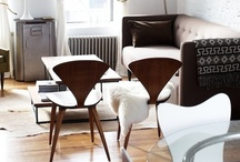 Space: Living Room / by Leslie Santarina | Spotted SF