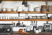 Space: Kitchen / by Leslie Santarina | Spotted SF