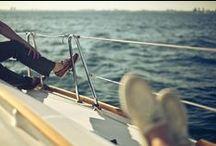 Nautical Theme / My favourite nautical things.