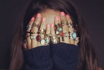 Jewelry [DIY] / by Morgan Heikkila