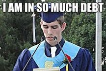 Student Debt Sucks / Some sour stats on how student debt can ruin your life.