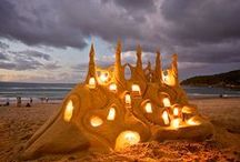 Sand sculptures / by Kim Brown