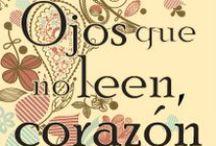 #OjosQueNoLeenCorazónQueNoSiente