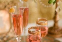 Rose Gold Wedding!! / Oh we love rose gold, we do.  Let's rock it in gold rosily.