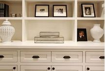 Living Room Builtin Ideas