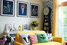 Sala dos sonhos / Acomode-se em um belo sofá e assista as melhores inspirações para salas que separamos aqui!