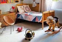 Quarto de criança dos sonhos / Confortáveis, lúdicos e funcionais. Assim são os quartos das crianças, que recebem muitas visitas da família e dos amiguinhos. Inspire-se nestes!