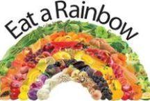 RAINBOW FOOD / If it looks good I'll eat it