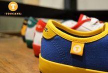 Toucane Unics Four Colours / Toucane Unics Four Colours. Street style sneakers. Original shoes for original people!