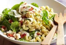 Pasta, Quinoa & Grain Salads / Pasta, Quinoa & Grain Salad recipes that I love or would love to try!