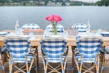 Outdoor Spaces / Decorating outdoor spaces!
