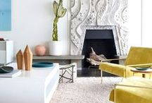 Fireplace Design / decorating your fireplace!
