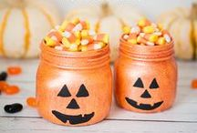 Halloween / Halloween recipes, crafts, décor and other ideas that I love or would love to try!