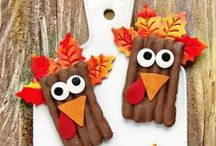 Thanksgiving / Thanksgiving recipes, crafts, décor and other ideas that I love or would love to try!