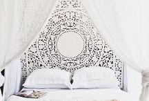 Bohemian Dream Interiors / boho inspired home interiors