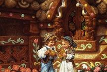.Hansel And Gretel.