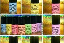 Nail Polish / Polishes that I've bought and collections