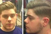 Voodou Barbers / One for the lads.. haircuts and hairstyles for men at our Bold Street barbers, Liverpool