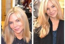 Extensions at Voodou / Some photos of the extensions that have been done in our salons. Book online at www.voodou.co.uk