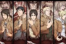 Shingeki no Kyojin/ Attack on Titan