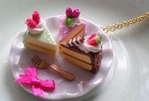 Fimo - Cake
