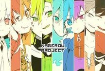 Kagerou Project/Mekadu City Autors