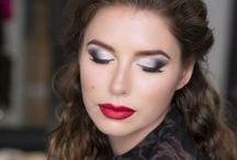 Smokey eyes / My makeup & hairstyling, smokey eyes, contouring, evening makeup, glamour makeup and more...