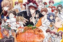 Shokugeki no Souma!Food Wars!